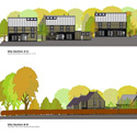 4-house passivhaus development