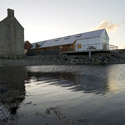 Taigh Chearsabhagh Museum and Arts Centre on North Uist, photo: Stephen Carter